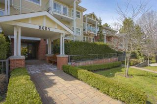 """Photo 1: 210 5655 INMAN Avenue in Burnaby: Central Park BS Condo for sale in """"NORTH PARC"""" (Burnaby South)  : MLS®# R2449470"""