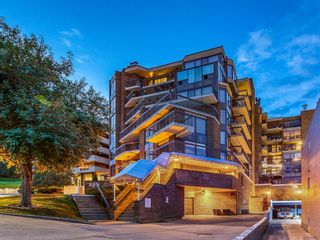 Photo 2: 402 320 Meredith Road NE in Calgary: Crescent Heights Apartment for sale : MLS®# A1143328