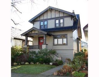 Photo 1: 948 W 20TH Avenue in Vancouver: Cambie House for sale (Vancouver West)  : MLS®# V692133