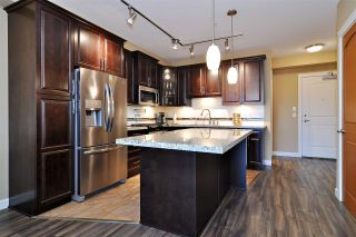 Photo 3: A403 8218 207A Street in Langley: Willoughby Heights Condo for sale : MLS®# R2516998