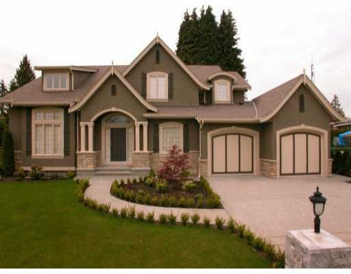 Main Photo: 3715 WINSFORD Court in Burnaby: Government Road House for sale (Burnaby North)  : MLS®# V633656