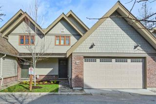 """Photo 1: 14 3122 160 Street in Surrey: Grandview Surrey Townhouse for sale in """"WILLS CREEK"""" (South Surrey White Rock)  : MLS®# R2246396"""