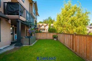 Photo 19: 27 22206 124 AVENUE in Maple Ridge: West Central Townhouse for sale : MLS®# R2401685
