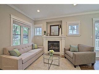Photo 7: 2315 BALSAM Street in Vancouver: Kitsilano Townhouse for sale (Vancouver West)  : MLS®# V1074012
