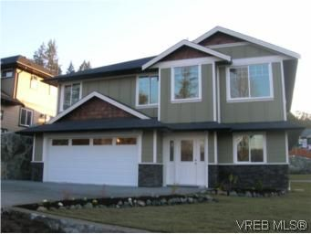 Main Photo: 3700 Ridge Pond Dr in VICTORIA: La Happy Valley House for sale (Langford)  : MLS®# 492638