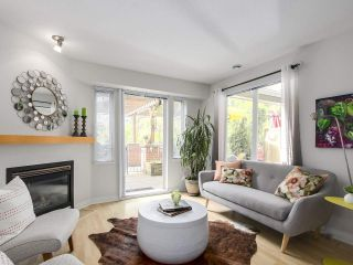 """Photo 1: 112 2628 YEW Street in Vancouver: Kitsilano Condo for sale in """"Connaught Place"""" (Vancouver West)  : MLS®# R2171360"""