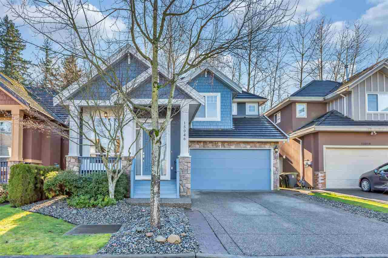 """Main Photo: 15046 34A Avenue in Surrey: Morgan Creek House for sale in """"ROSEMARY HEIGHTS"""" (South Surrey White Rock)  : MLS®# R2534748"""