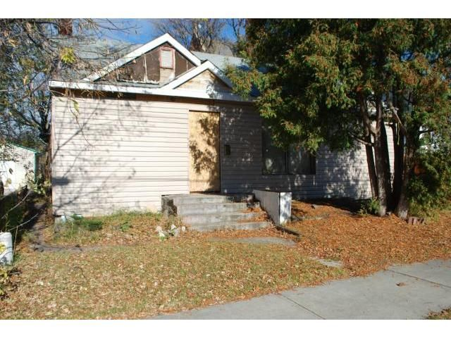 Main Photo: 307 Magnus Avenue in WINNIPEG: North End Residential for sale (North West Winnipeg)  : MLS®# 1221467