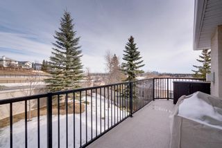 Photo 12: 52 100 Signature Way SW in Calgary: Signal Hill Semi Detached for sale : MLS®# A1100038