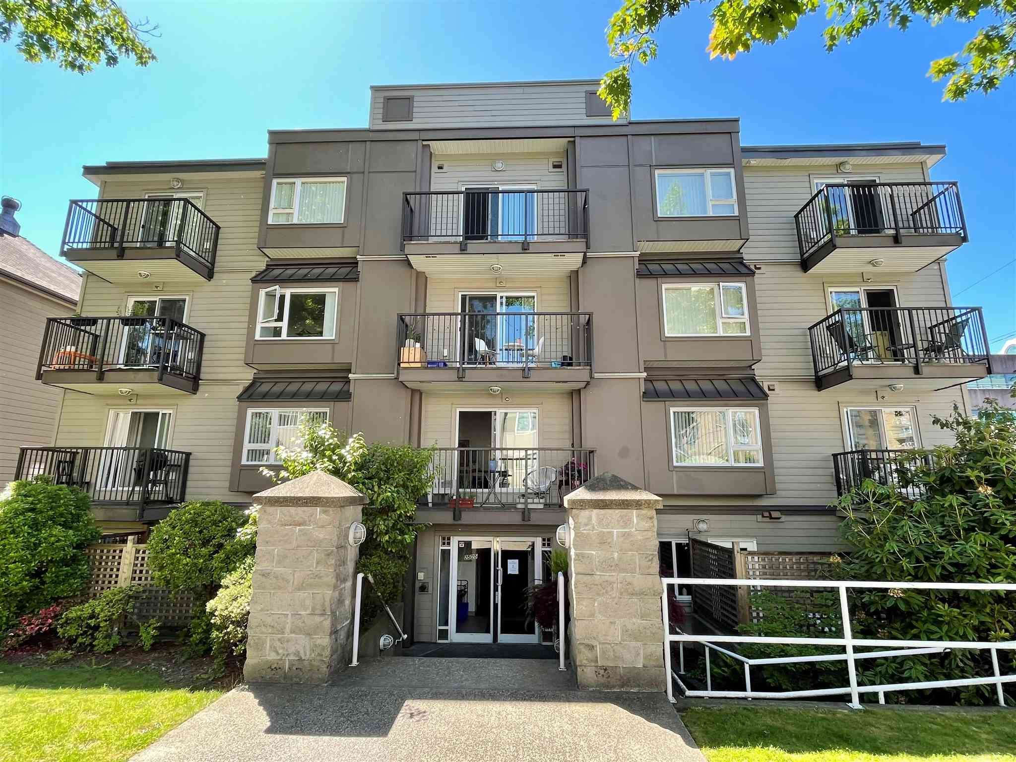 Main Photo: 2525 BIRCH Street in Vancouver: Fairview VW Multi-Family Commercial for sale (Vancouver West)  : MLS®# C8039632