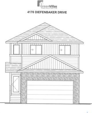 Photo 1: 4170 Diefenbaker Drive in Saskatoon: Kensington Residential for sale : MLS®# SK839944