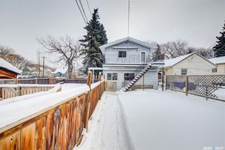 Photo 3: 703 J Avenue South in Saskatoon: King George Residential for sale : MLS®# SK840688
