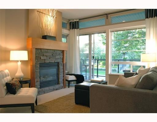 """Photo 2: Photos: 213 6328 LARKIN Drive in Vancouver: University VW Condo for sale in """"JOURNEY"""" (Vancouver West)  : MLS®# V782145"""