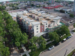 Photo 1: 115 10118 106 Avenue in Edmonton: Zone 08 Condo for sale : MLS®# E4256982