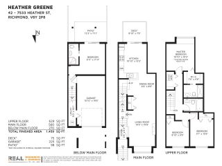 """Photo 20: 42 7533 HEATHER Street in Richmond: McLennan North Townhouse for sale in """"HEATHER GREEN"""" : MLS®# R2370394"""