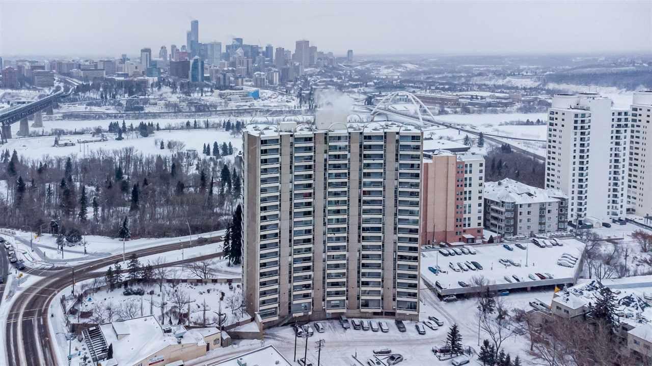 Main Photo: 2007 10883 SASKATCHEWAN Drive in Edmonton: Zone 15 Condo for sale : MLS®# E4226570