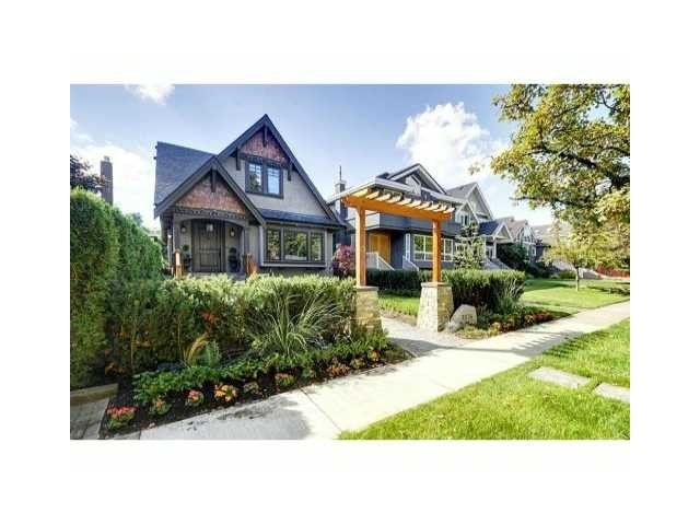 Main Photo: 3376 W 26TH Avenue in Vancouver: Dunbar House for sale (Vancouver West)  : MLS®# V982719