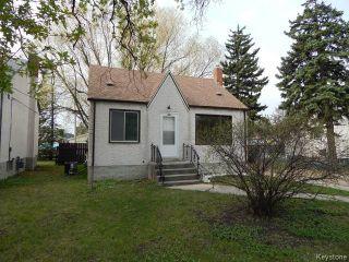 Photo 1: 288 Edison Avenue in WINNIPEG: North Kildonan Residential for sale (North East Winnipeg)  : MLS®# 1511957