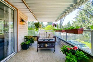 """Photo 34: 21 32659 GEORGE FERGUSON Way in Abbotsford: Abbotsford West Townhouse for sale in """"Canterbury Gate"""" : MLS®# R2567107"""