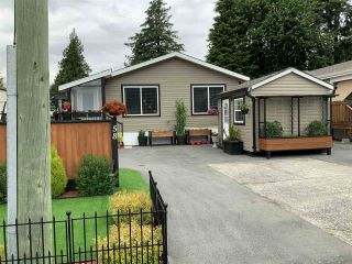 "Photo 1: 58 6338 VEDDER Road in Chilliwack: Sardis West Vedder Rd Manufactured Home for sale in ""MAPLE MEADOWS MOBILE HOME PARK"" (Sardis)  : MLS®# R2462177"