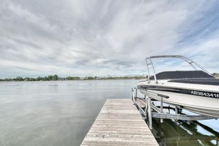 Photo 46: 125 East Chestermere Drive: Chestermere Semi Detached for sale : MLS®# A1069600