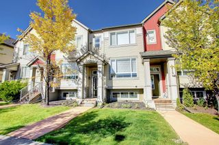 Main Photo: 1823 Copperfield Boulevard SE in Calgary: Copperfield Row/Townhouse for sale : MLS®# A1149054