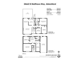 """Photo 40: 34662 ST. MATTHEWS Way in Abbotsford: Abbotsford East House for sale in """"McMillan"""" : MLS®# R2616255"""