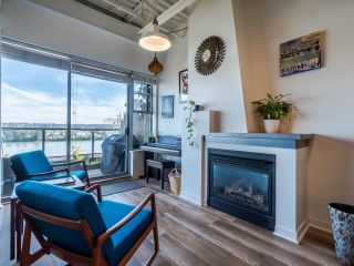 """Photo 10: 506 549 COLUMBIA Street in New Westminster: Downtown NW Condo for sale in """"C2C"""" : MLS®# R2620183"""