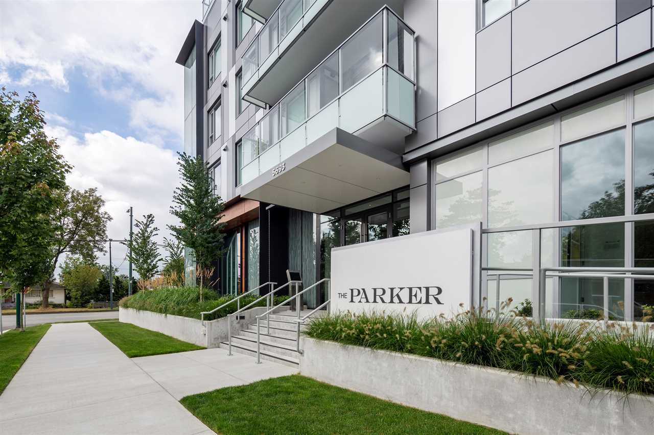 Main Photo: 301 5693 ELIZABETH Street in Vancouver: South Cambie Condo for sale (Vancouver West)  : MLS®# R2545530