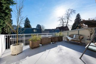 """Photo 5: 5 114 PARK Row in New Westminster: Queens Park Townhouse for sale in """"Clinton Place"""" : MLS®# R2537168"""