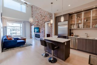 Photo 2: 413 262 SALTER Street in New Westminster: Queensborough Condo for sale : MLS®# R2619610