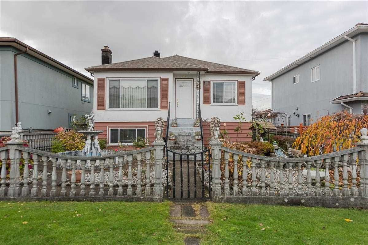 Main Photo: 3875 LILLOOET Street in Vancouver: Renfrew Heights House for sale (Vancouver East)  : MLS®# R2375620