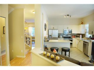 """Photo 6: 19 1765 PADDOCK Drive in Coquitlam: Westwood Plateau Townhouse for sale in """"WORTHING GREEN"""" : MLS®# V1131943"""