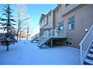 Photo 13: 58 CRYSTAL SHORES Cove: Okotoks Townhouse for sale : MLS®# C3643432