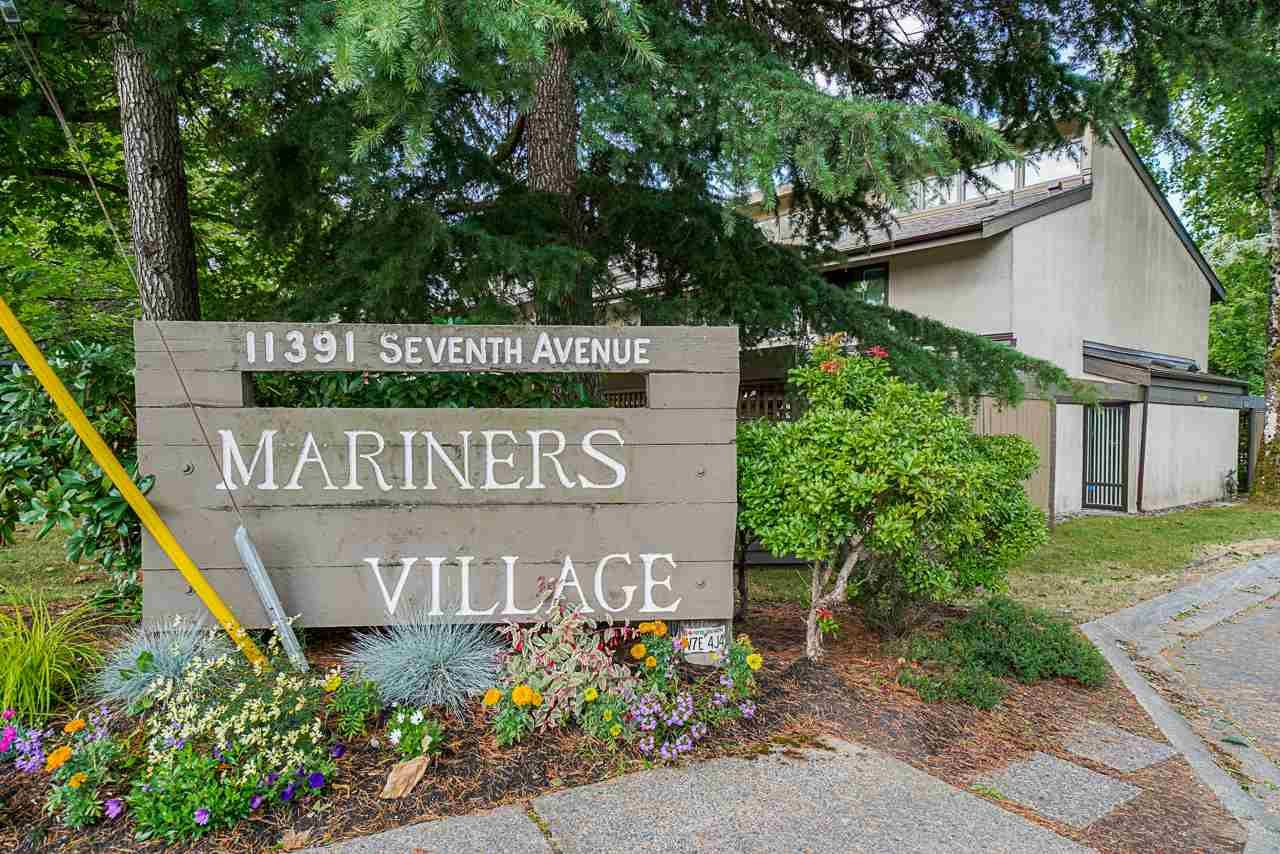 Main Photo: 18 11391 7TH AVENUE in Richmond: Steveston Village Townhouse for sale : MLS®# R2392619