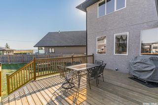 Photo 38: 435 Paton Place in Saskatoon: Willowgrove Residential for sale : MLS®# SK871983