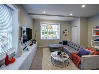 Photo 6: # 32 2138 SALISBURY AV in Port Coquitlam: Glenwood PQ Townhouse for sale : MLS®# V1126902
