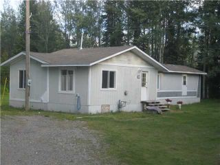 "Photo 1: 8621 MCGUIRE Road in Prince George: North Kelly Manufactured Home for sale in ""CHIEF LAKE RD"" (PG City North (Zone 73))  : MLS®# N212722"