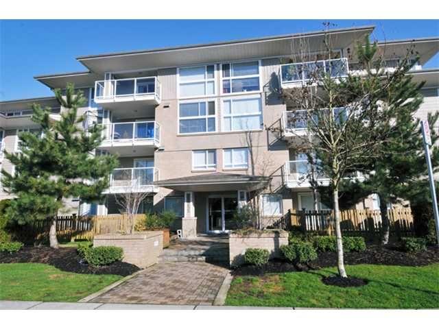 "Main Photo: 109 22255 122ND Avenue in Maple Ridge: West Central Condo for sale in ""MAGNOLIA GATE"" : MLS®# V935885"