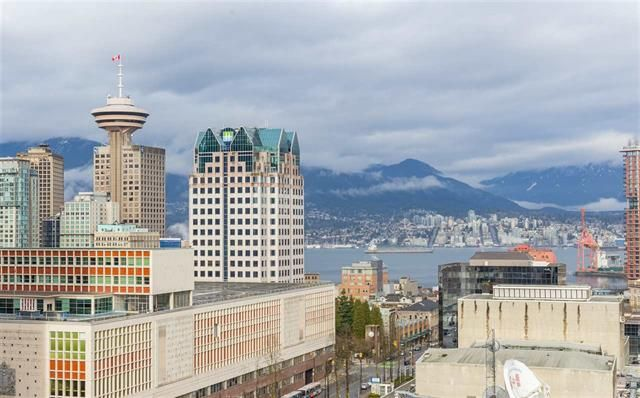 Main Photo: 2203 233 Robson Street in Vancouver: Downtown VW Condo for sale (Vancouver West)  : MLS®# R2237968