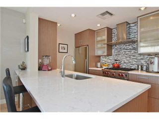 Photo 4: # 1206 638 BEACH CR in Vancouver: Yaletown Condo for sale (Vancouver West)  : MLS®# V1125146