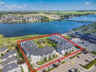 Photo 2: 306 390 Marina Drive: Chestermere Apartment for sale : MLS®# A1129732