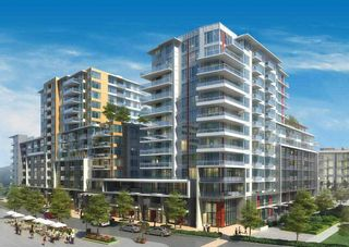 """Photo 1: 512 3333 SEXSMITH Road in Richmond: West Cambie Condo for sale in """"SORRENTO EAST"""" : MLS®# R2309692"""