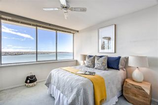 """Photo 17: 1903 1835 MORTON Avenue in Vancouver: West End VW Condo for sale in """"Ocean Towers"""" (Vancouver West)  : MLS®# R2530761"""