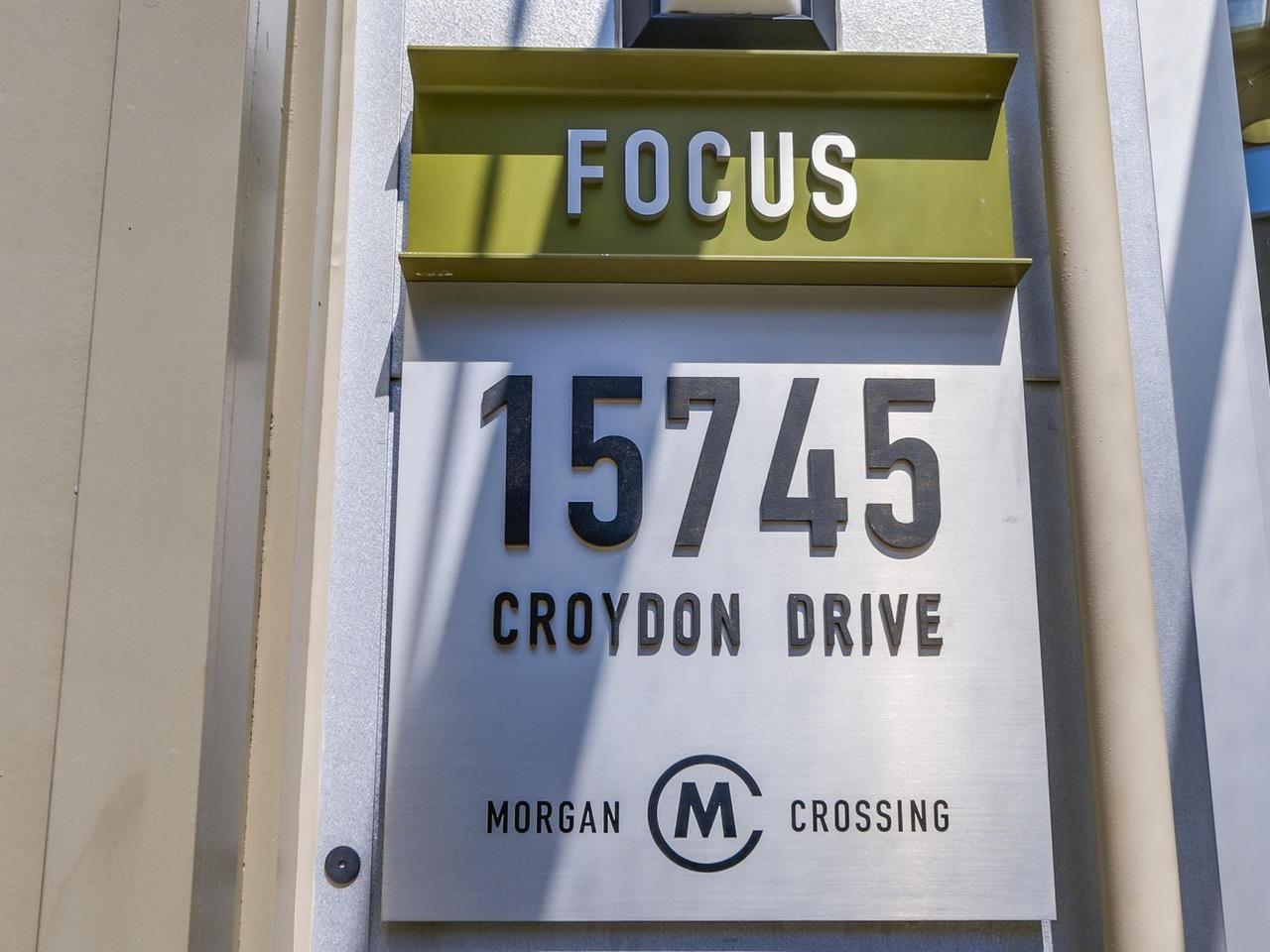 "Main Photo: 201 15745 CROYDON Drive in Surrey: Grandview Surrey Condo for sale in ""The Residences at Morgan Crossing"" (South Surrey White Rock)  : MLS®# R2099074"