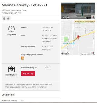 """Photo 14: 1608 489 INTERURBAN Way in Vancouver: Marpole Condo for sale in """"MARINE GATEWAY"""" (Vancouver West)  : MLS®# R2271314"""