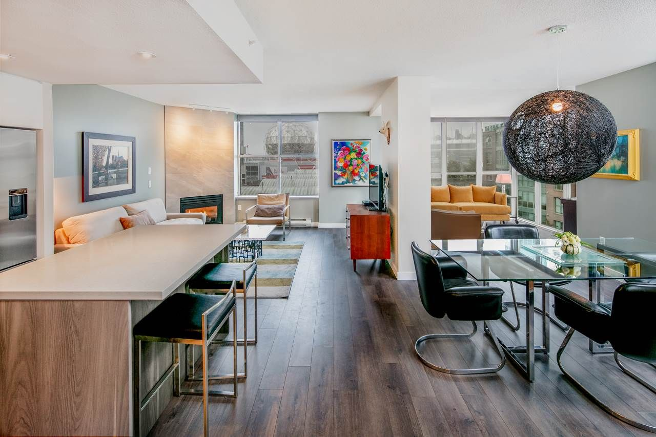 """Main Photo: 501 1255 MAIN Street in Vancouver: Mount Pleasant VE Condo for sale in """"STATION PLACE by BOSA"""" (Vancouver East)  : MLS®# R2213823"""