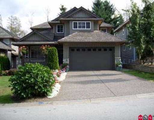 """Main Photo: 2958 147A ST in White Rock: Elgin Chantrell House for sale in """"Heritage Traul"""" (South Surrey White Rock)  : MLS®# F2520576"""