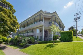 """Photo 2: 206 1988 MAPLE Street in Vancouver: Kitsilano Condo for sale in """"The Maples"""" (Vancouver West)  : MLS®# R2588071"""