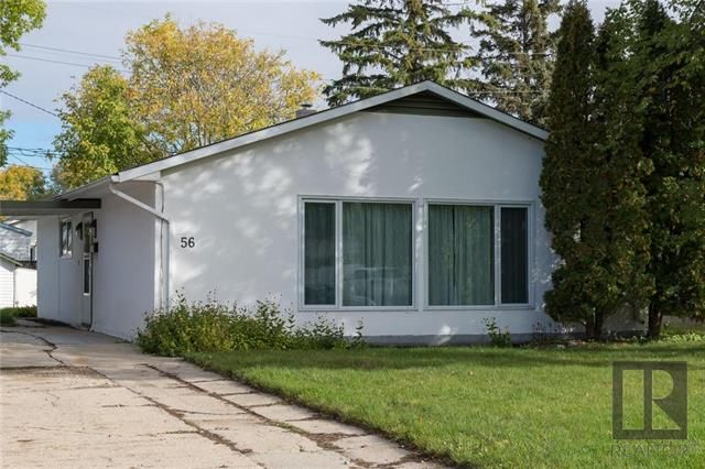 Main Photo: 56 Fontaine Crescent in Winnipeg: Windsor Park Residential for sale (2G)  : MLS®# 1826901